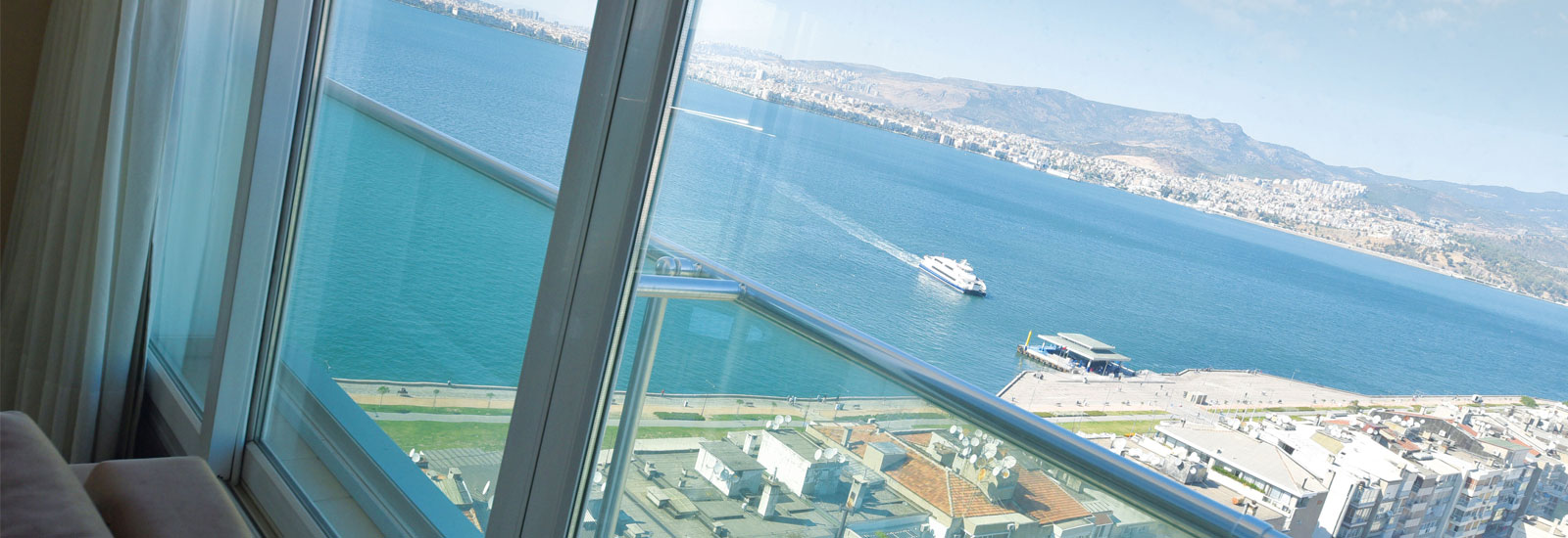 Ege Palas Business Hotel Izmir